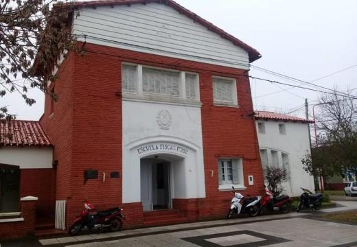 Robaron siete netbook en la Escuela N° 262 Domingo F. Sarmiento.