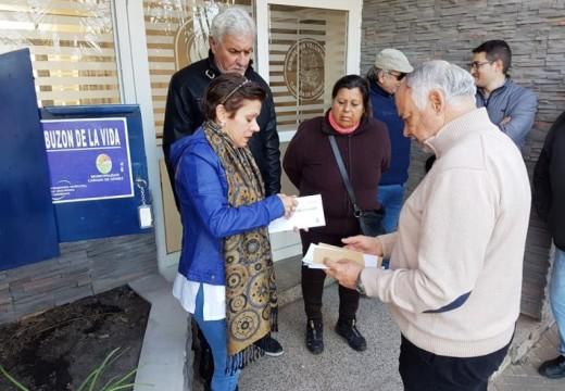 Cañada de Gómez. 17 denuncias en el Buzón de la Vida.