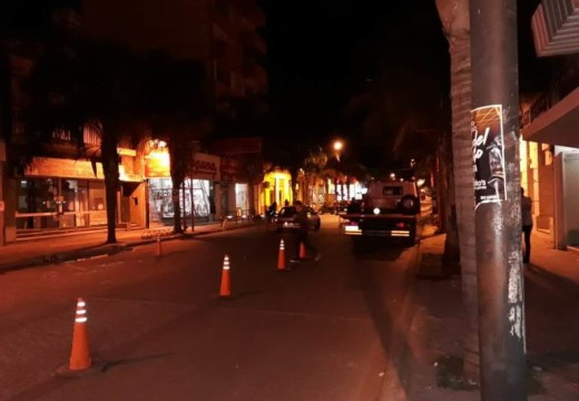 Cañada de Gómez. Ocho vehículos retenidos en control de alcoholemia.