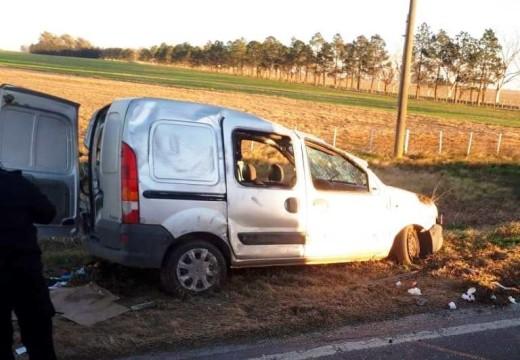 Accidente Fatal sobre Ruta Nacional N° 178.