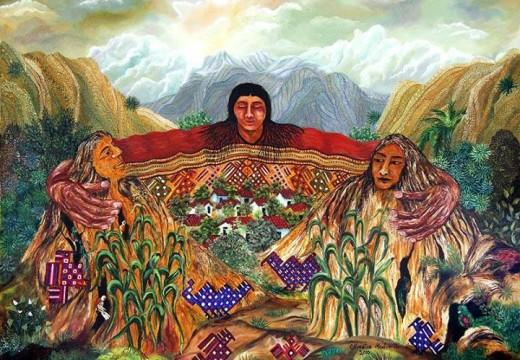 1ro de agosto se celebra el Día de la Pachamama, «Madre Tierra».