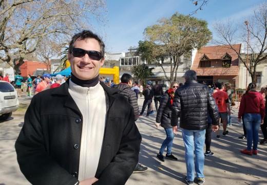 Armstrong. Con gran convocatoria se corrió el 16o Maraton Delfo Cabrera.