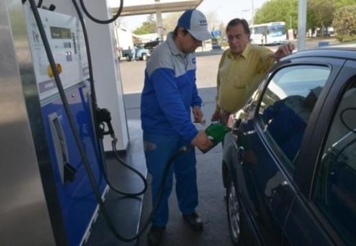 El Gobierno nacional suspendió el alza del 5% en los combustibles