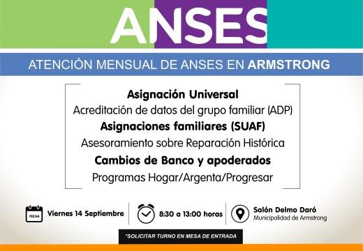 Comunicado consultas ANSES Septiembre 2018