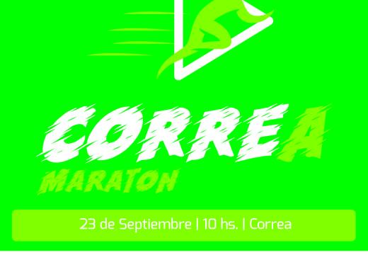 El running regresa con la primer edición de Correa.