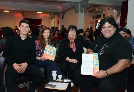 Correa. Proyectos locales fueron premiados en el programa «Territorio de Encuentros».