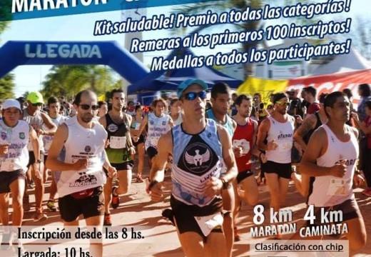 Se viene Maratón «Ciudad de Las Parejas».