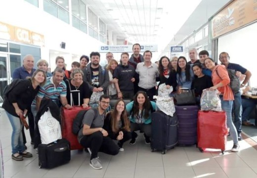 "Culminó la primera actividad del proyecto ""Youth Successors""."