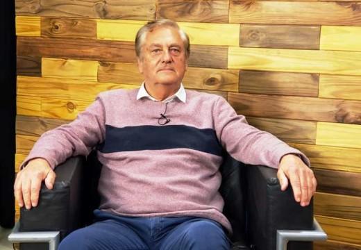 """Augusto Fischer: """"En el Concejo fue un año muy productivo""""."""