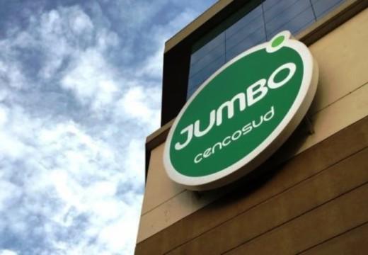 Los rosarinos ya pueden pedir delivery de Jumbo.