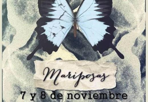 """Teatro en la Escuela N° 51. """"Mariposas"""".  Hoy…Ultima Función."""