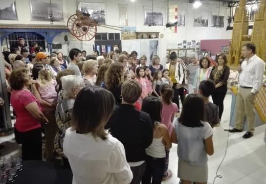 Quedó inaugurada la muestra anual de Talleres Municipales.