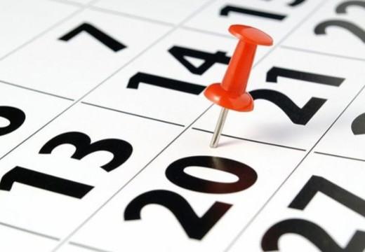 El año 2019 tendrá 14 días feriados más cuatro «puente».