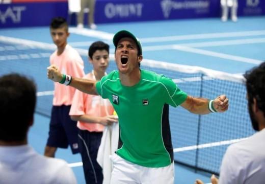 Ferro, con el santafesino Bagnis, se consagró campeón del interclubes de tenis.