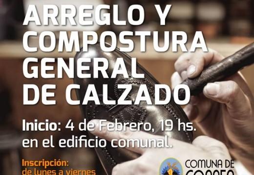 La Comuna de Correa pone en marcha Capacitaciones en Oficios.