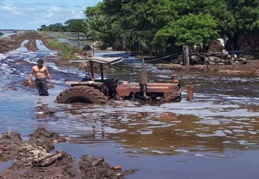 Diputados socialistas exigen aportes a la Nación para paliar la emergencia hídrica.
