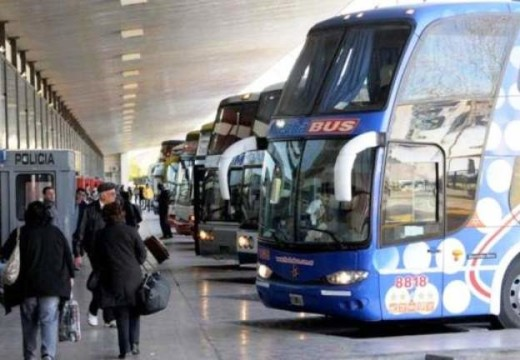 Comenzó a regir el aumento del 35% en el boleto interurbano.