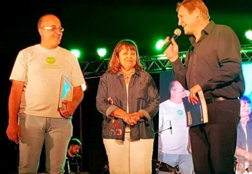 El Senador Guillermo Cornaglia participó de la 26ª Fiesta Anual de la Cultura en Bouquet.