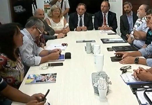 Paro docente: la Provincia no pedirá la conciliación obligatoria y apuesta al diálogo.