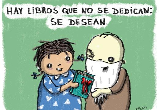 De repente René: «Libros» – Por Fer Ola