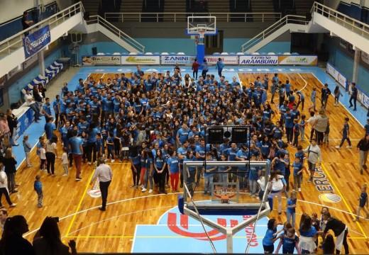 El Club Deportivo Norte celebro su 80° aniversario.