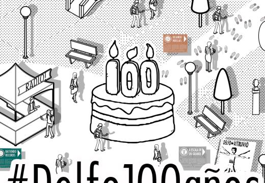 Delfo Cabrera cumpliría hoy 100 años.
