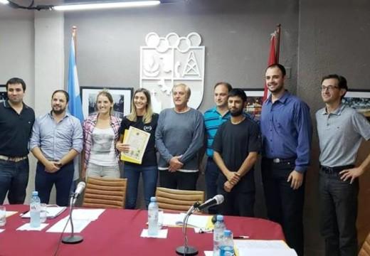 """El proyecto transmedia """"Delfo, huellas de un pueblo"""" fue declarado de interés municipal."""