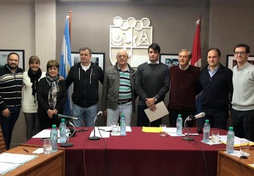El Concejo Deliberante reconoció a Ignacio Brasca por su participación en la Facebook Developer Conference.