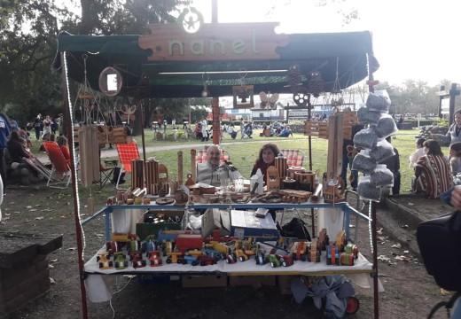 Este domingo nueva Feria de Sabores y Colores en Armstrong.