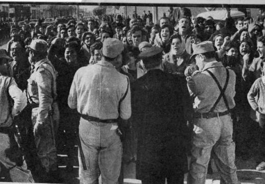 """Charla-Debate:  """"A 50 años de la pueblada en defensa del Padre Amiratti""""."""