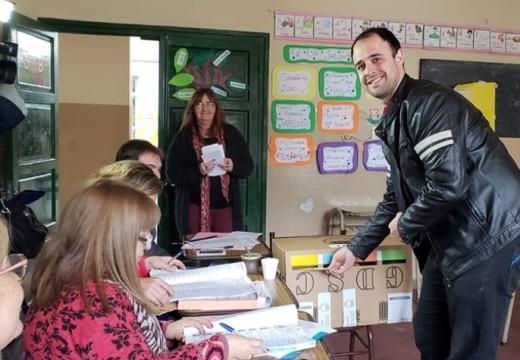 """Pertusati: """"El balance general de las elecciones del 16 de junio, es altamente positivo"""""""