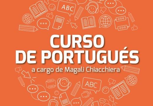 Correa.  Abre la inscripción al Curso de Portugués.