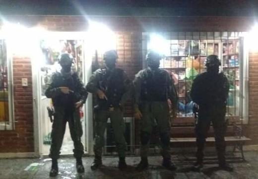 Liberaron a cuatro de los detenidos por los allanamientos en Las Rosas.
