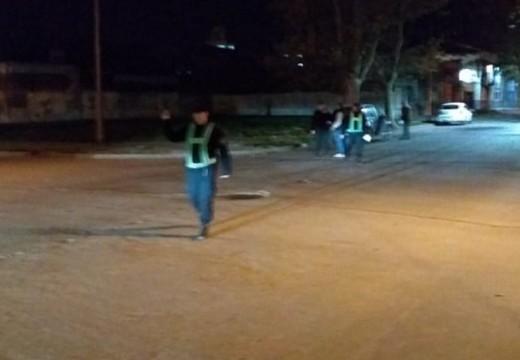 Cañada de Gómez: asalto con disparos en calles Lavalle y Pellegrini.