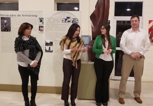 """Se inauguró """"Pioneros"""" en el Museo Histórico Municipal."""