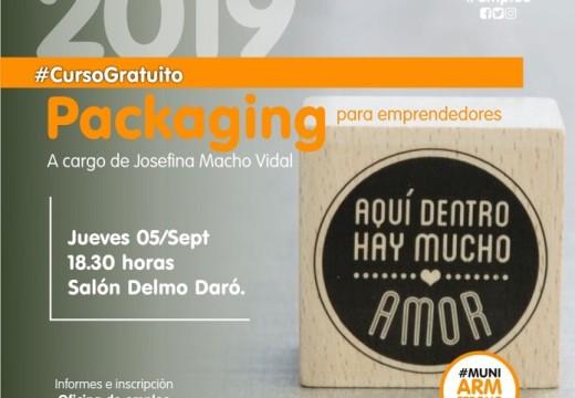 Armstrong. Curso gratuito de packaging.