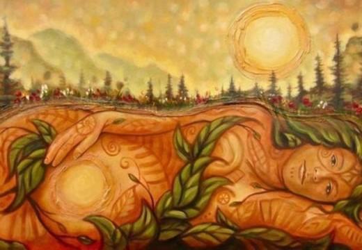 Mama Pacha «Madre Tierra». Por Ruben Eduardo Kelo Moreno.
