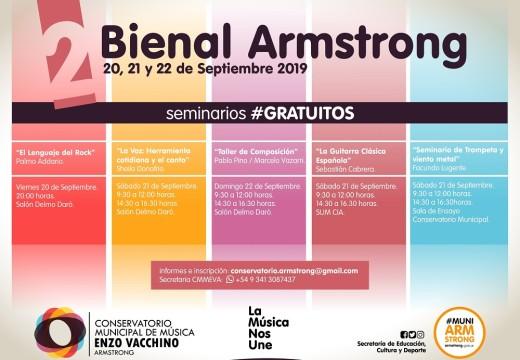 2° Bienal de Música en Armstrong