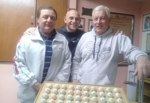 Ganadores de la Tómbola Solidaria organizada por la Asociación Bomberos Voluntarios de Armstrong