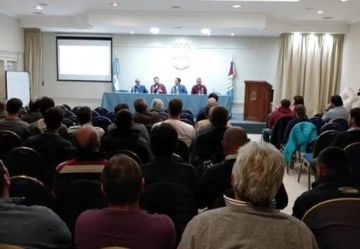 Se presentó el programa Buenas Prácticas Agropecuarias.