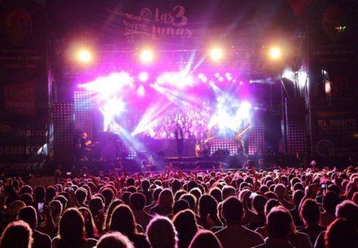 Convocatoria de artistas para Festival «Las Tres Lunas».