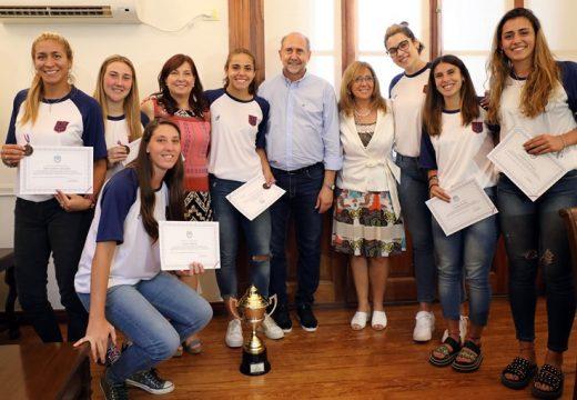 Perotti: «Tenemos un crecimiento enorme por alcanzar con la inclusión de la mujer en el deporte»
