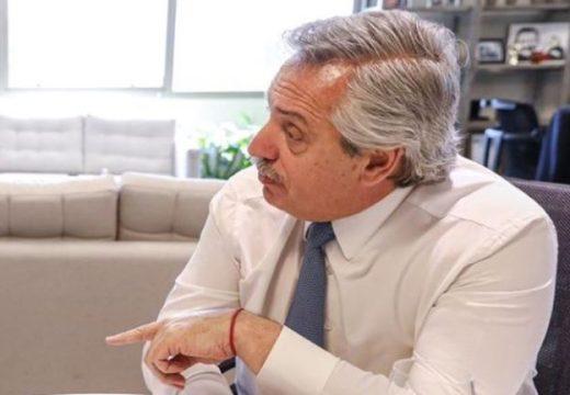 Fernández pidió a entidades rurales que «no se inquieten» porque las retenciones «son las que ya existen»