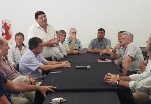 Vicentin. Amplio Abanico Politico Gremial cerro filas para defender los puestos laborales.