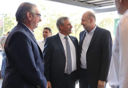 El gobernador Omar Perotti participó de la Asamblea Anual de Agricultores Federados Argentinos