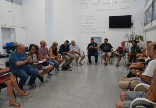 Cañada de Gomez. Hospital y Municipio trabajan por una mejor Salud Publica.