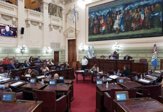 Diputados aprobó más de 37 mil millones al gobierno de Santa Fe para afrontar las emergencias