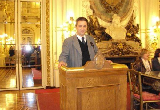 Guillermo Virgilli es el nuevo Jefe de la Región V de Educación.