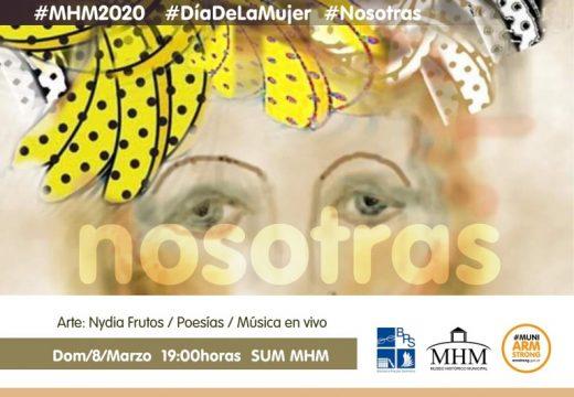 Muestra itinerante en el MHM «Nosotras» de Nydia Frutos Echagüe