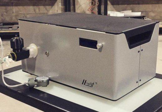 Emprendedor de Los Molinos creó nuevo prototipo de respirador artificial de emergencia